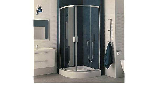 Feria semicircular cabina R55 – Modelo 1 – El Set cabinas de ducha ...