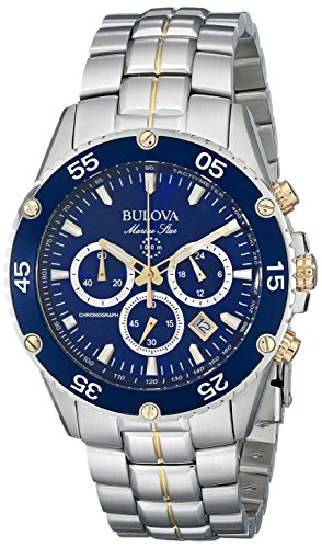 Bulova Men's 98H37 Marine Star Chronograph ()