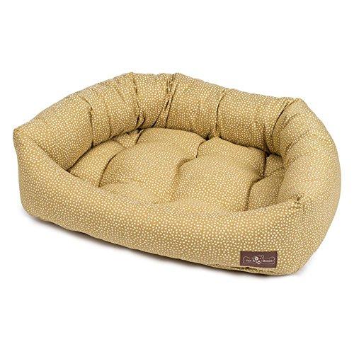 Jax and Bones 2421-FLKM-NP Luxury Dog Bed