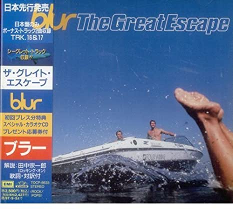 Great Escape + 2 Bonus Trx: Blur: Amazon.es: Música