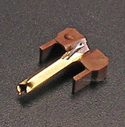 Aiguille de rechange en forme de diamant pour Shure M71 M74 M75 M81