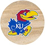 Thirstystone Drink Coaster Set, University of Kansas
