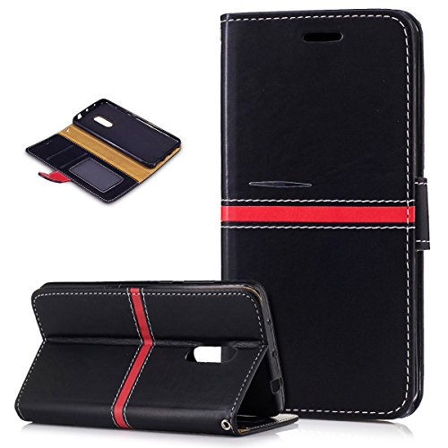 Xiaomi Redmi Note 4 Case,Xiaomi Redmi Note 4 Cover,ikasus PU Leather Fold Wallet Pouch Case Wallet Flip Cover Bookstyle Magnetic Card Slots & Stand Protective Case Cover for Xiaomi Redmi (Playing Cards Designer Buttons)
