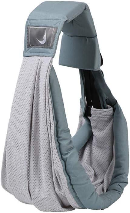 RTGID Portabebés de algodón orgánico Arnés para bebé Abrigo para bebé Infantil Tirantes de Mochila Ajustable Multifuncional, I: Amazon.es: Hogar