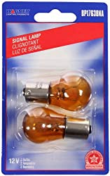 Wagner Lighting Bp17638na Natural Amber Miniature Bulb - Card Of 2