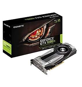 Gigabyte Geforce GTX 1080 Ti Founders Edition TV Tuners & Video Capture GV-N108TD5X-B