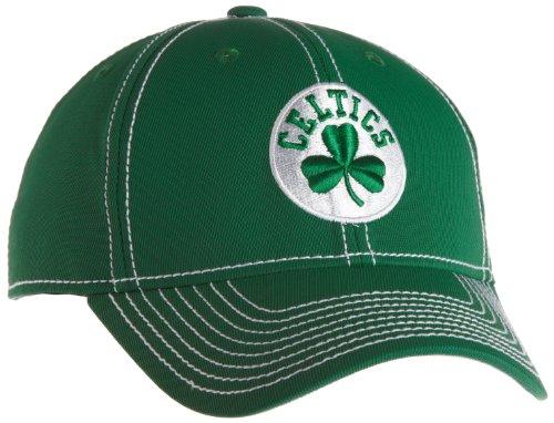 - NBA Boston Celtics Structured Flex Hat - Tn67Z, Small/Medium , Team Color , Kelly Green
