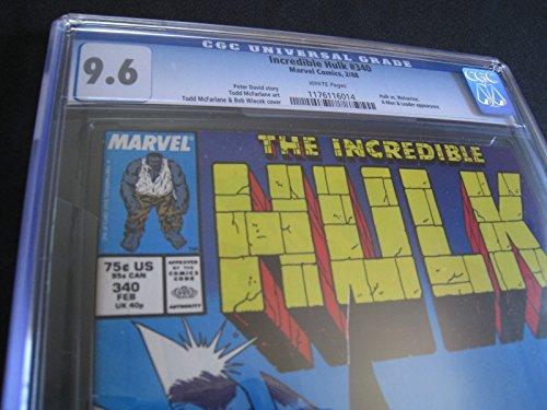 (Incredible Hulk #340