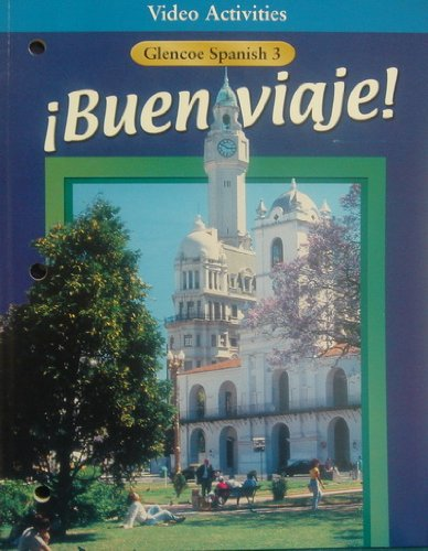 Read Online Video Activities iBuen viaje: Level 3 (Spanish Edition) ebook