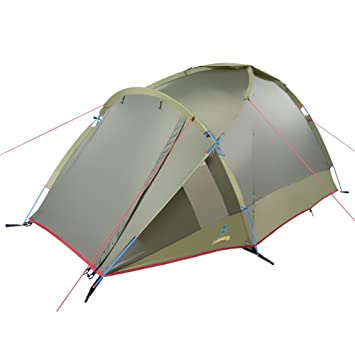 Palm Beach®C&ing Tent SPORTS OUTDOORS 3-4 Person Double Layer Detachable Tent 4  sc 1 st  Amazon.ca & Palm Beach®Camping Tent SPORTS OUTDOORS 3-4 Person Double Layer ...