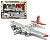 NewRay Classic Bomber EZ-Build Model Kit: B-17 Flying Fortress