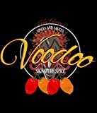Voodoo Signature Spice; Sweet, Salty and Spicy (6.3)
