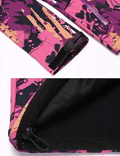 Realizzata Chic Antipioggia Funzionale Tomaia Yasminey Da Giacca In Tasche Cappotto Impermeabile Calda Giovane Pat Con Donna Cappuccio x5Yqx8wX