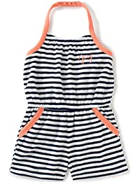 215ca1bfdd0c Amazon.com  Little Girls (2-6x) - Jumpsuits   Rompers   Clothing ...