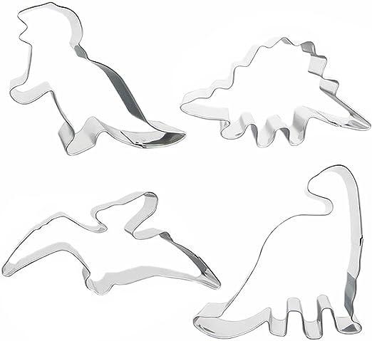 T-Rex Shaped Cookie Cutter
