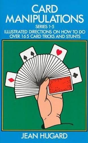 Card Manipulations (Dover Magic Books) [Jean Hugard] (Tapa Blanda)