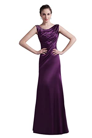 GEORGE BRIDE Romantic Full length Ball Gown Strapless Sweetheart Evening Dress Size 12