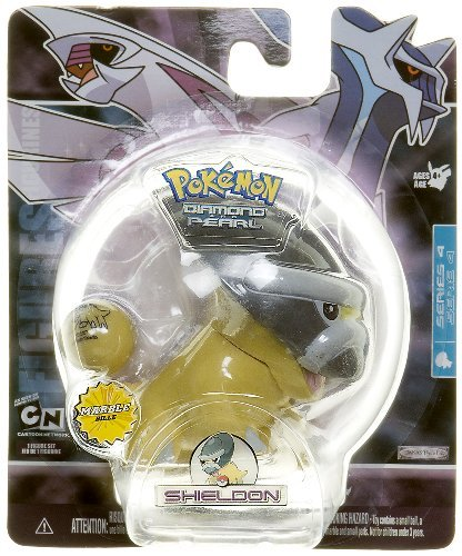 Shieldon - Pokemon Diamond and Pearl Marble Series 4