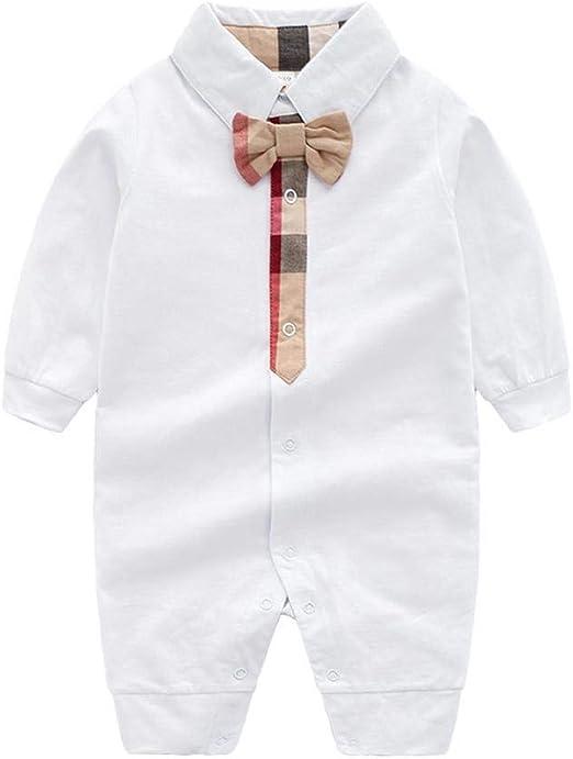 LAFE Ropa Bebé Mono Infantil de Verano para bebés y niños pequeños ...