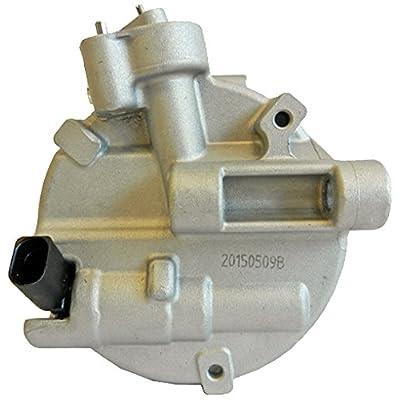 Behr Hella Service 351322741 Compressor for Audi/Volkswagen: Automotive