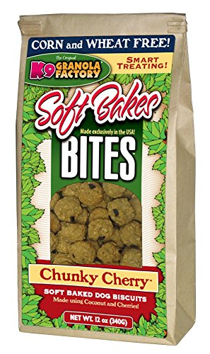 Image of K9 Granola Factory Soft Bakes Chunky Cherry Formula 12 oz