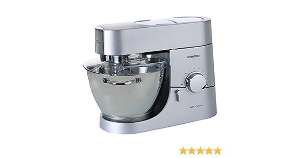 Kenwood Robot de cocina Chef Titanium kmc01070, 4,3 L, 1400 W: Amazon.es: Hogar