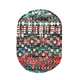 Ostomy Bag Cover Aztec Stripe, 3.25 inch Opening