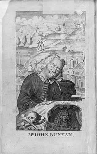 Photo: John Bunyan,1628-1688,English Christian Writer,Preacher by Infinite Photographs