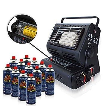 RSonic calefacción de gas cerámica radiador de gas calefacción para Tienda Outdoor caravana equipo de camping