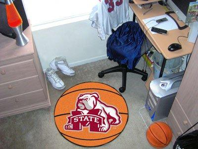 Fanmats Basketball Floor Mat - Mississippi State University