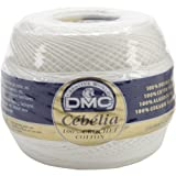 DMC Cebelia Crochet Cotton Size 20, White