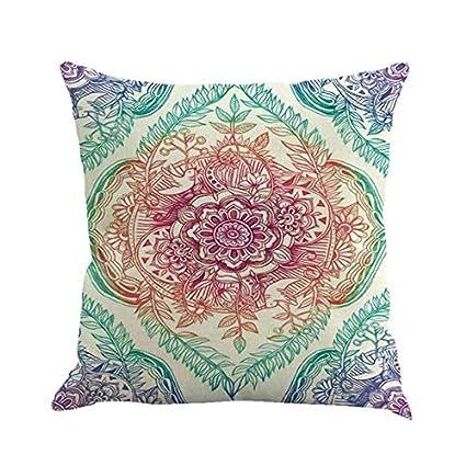 Amazon.com: DAVITU US Warehouse - Geometry 45x45cm Sofa ...