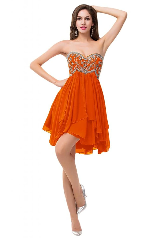 Sunvary Short Taffeta Spaghetti Strap Column Party Cocktail Dresses