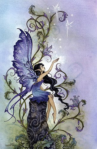 Amy Brown Fairy Fantasy Art Print 85quotx11quot Creation