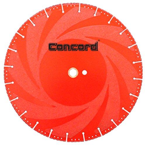 Concord Blades LSDD140C04HP 14 Inch Laser Welded Demolition Diamond Blade w/Vacuum Brazed Diamond Segments