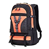 Soarpop Large Capacity Water Resistant Travel Backpack, Camping Climbing& Outdoor Hiking Daypack