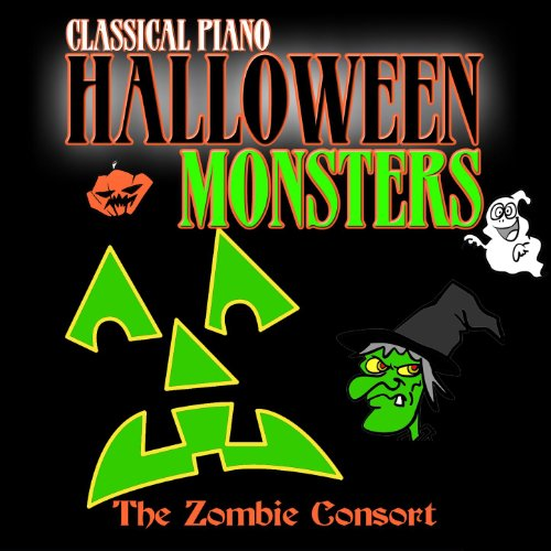 Classical Piano Halloween Monsters -