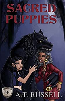 Sacred Puppies (Generations Book 1) by [Russell, A.T.]