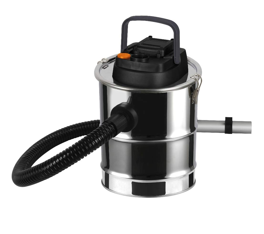 Batavia Aspirador 18 V Maxxpack Collection, • Depósito de Acero Inoxidable con 12 L de Contenido • Tubo de succión Resistente al Fuego de Aluminio, 1 m de Largo: Amazon.es: Hogar