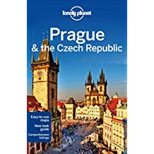 Lonely Planet Prague & the Czech Republic 11th Ed.: 11th Edition