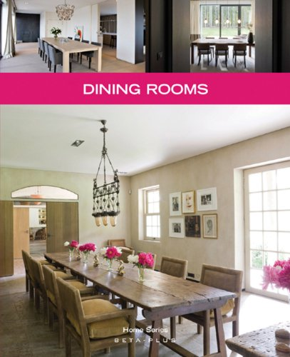 Dining Rooms (Home Series) Interior Design Dining