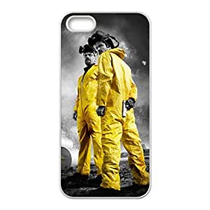 Breaking Bad Iphone 5 5S Cell Phone Case White GY074858