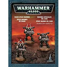 Warhammer 40K: Chaos Space Marines (3)