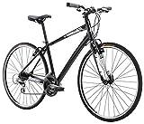 Diamondback Bicycles Insight ST Performance Hybrid Bike, Black, 22'/X-Large