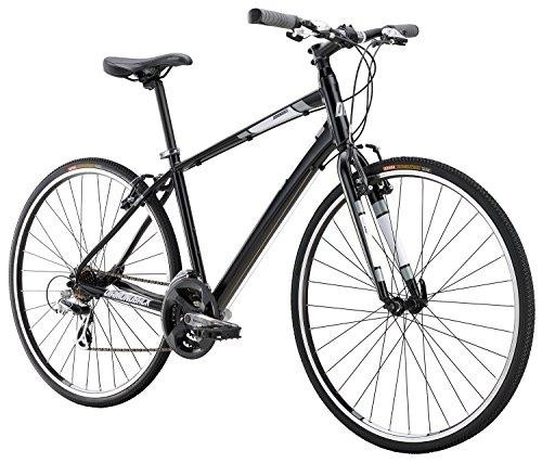 Diamondback Bicycles Insight ST Performance Hybrid Bike, Black