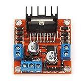 L298N Dual H Bridge DC Stepper Motor Drive Module for Arduino