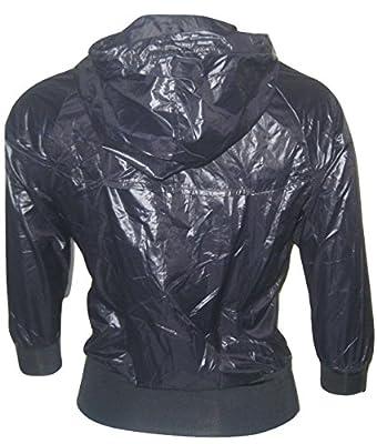 Nike Summerized Windrunner 3/4 Sleeve Women's Running Jacket Black 373792