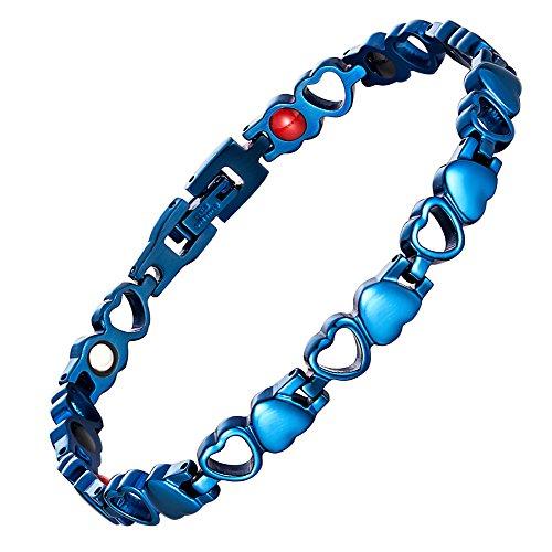 Magnetic Bracelets Titanium Stainless Arthritis