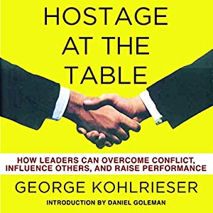 Hostage at the Table Audiobook