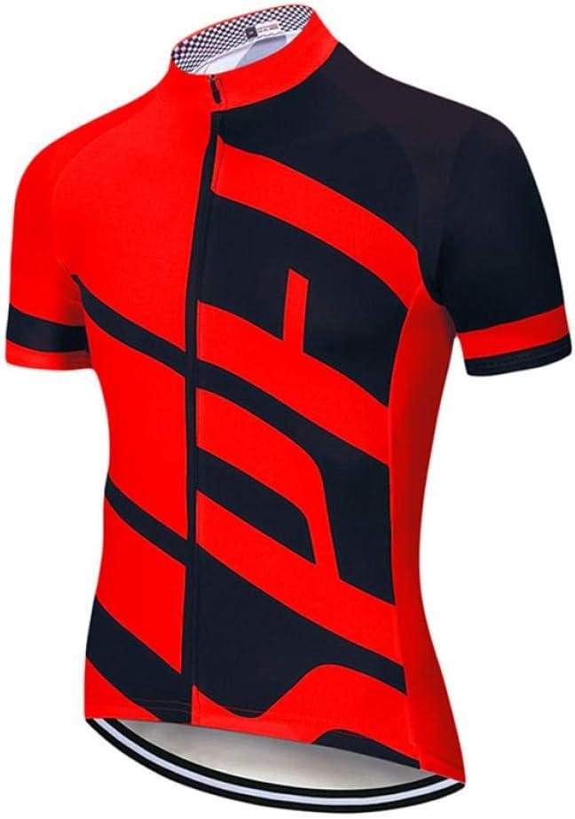 LWQ Culote Bicicleta para MTB Ciclista Bici,Cycling Jersey Set,Summer Bicycle Clothing,Bike Clothes Sportswear Suit Cycling Set-A01/_3XL